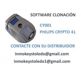 CY001, PHILIPS CRYPTO 41